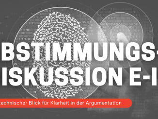 Abstimmungs-Diskussion E-ID